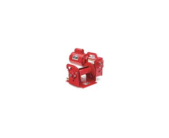 4WP2D Series - High Speed Worm Gear Power Winches (High Speed Atlas winches for lifting or pulling)