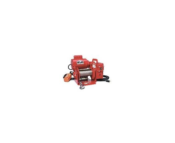 4WP2 and 4WP2T Series - Worm Gear Power Winches