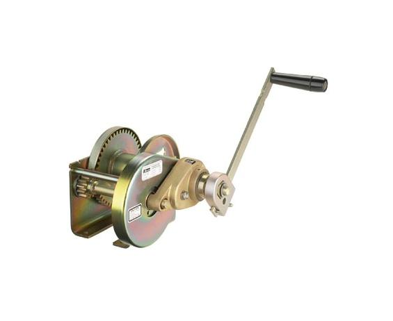 Spur Gear Hand Winches - Single Reduction