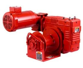 3WG4 Series - Worm Gear Power Winches