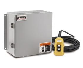 Electric Motor Controls - Single Speed Reversing Motor Starters